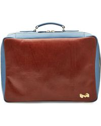 Marni - Leather Suitcase - Lyst