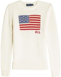Polo Ralph Lauren - Cotton Pullover - Lyst