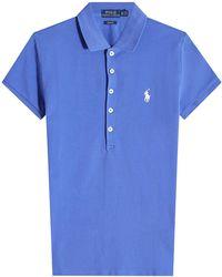 Polo Ralph Lauren - Knit Polo Shirt - Lyst