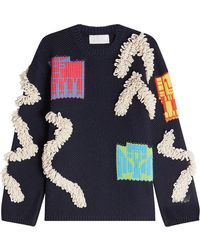 Peter Pilotto - Chunky-knit Sweater - Lyst