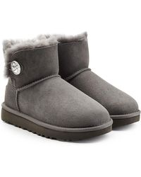 UGG - Mini Bailey Bling Boots With Swarovski Crystal - Lyst