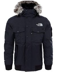 The North Face - Mens Gotham Jacket - Lyst