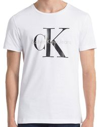 CALVIN KLEIN 205W39NYC - Jeans Mens True Icon T-shirt - Lyst
