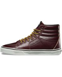 3dda913a5a2 Vans Sk8 Men s Shoes (high-top Trainers) In Green in Green for Men ...