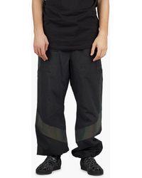 f1e52656 adidas Originals Slopetrotter Pants (legend Ink/hires Red) Men's Casual  Pants in Black for Men - Lyst