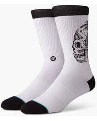 """Stance - Classic """"skull Palm"""" - Lyst"""