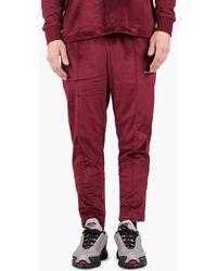 Icons Sergio Tacchini Mw88 Pants - Red