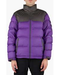 The North Face - 1992 Nuptse Jacket In Purple - Lyst