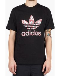 adidas Originals - Adidas Originals X Have A Good Time Ssl Tee - Lyst