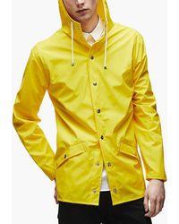 Rains - Breaker Jacket - Lyst