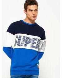 Superdry - Japan City Breakers Sweatshirt - Lyst