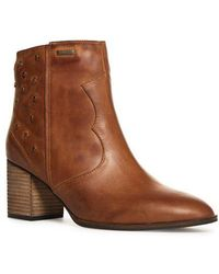 Superdry - Miley Ankle Boots - Lyst