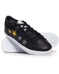 sports shoes 4c2ad 7298a Superdry - Priya Sleek Low Pro Trainers - Lyst