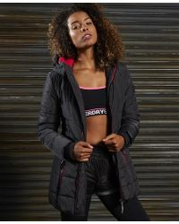 Superdry - Tall Sports Puffer Jacket - Lyst