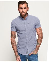 Superdry - Ultimate University Oxford Shirt - Lyst