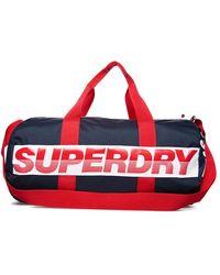 Superdry - International Barrel Bag - Lyst
