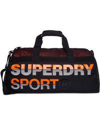 Superdry - Lineman Skate Barrel Bag - Lyst