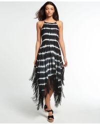 Superdry - Ibiza Beach Maxi Dress - Lyst