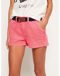 Superdry   International Hot Shorts   Lyst