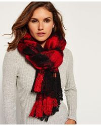 Superdry - Orkney Scarf - Lyst