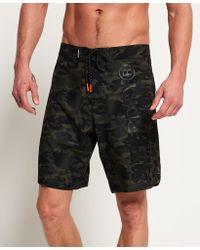 Superdry - Deep-water Board Shorts - Lyst