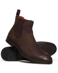Superdry - Meteora Chelsea Boots - Lyst