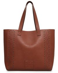 Superdry - Elaina Studded Tote Bag - Lyst