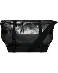 fbd473667 Superdry Surplus Goods Messenger Bag in Black for Men - Lyst