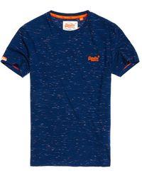 Superdry - Nue Wave Fleck T-shirt - Lyst