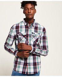 Superdry - Washbasket Shirt - Lyst