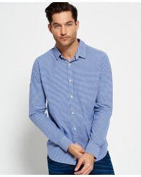 Superdry - Modern Classic Shirt - Lyst