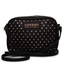 Superdry - Delwen Star Cross Body Bag - Lyst