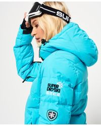 Superdry - Ski Command Utility Down Jacket - Lyst