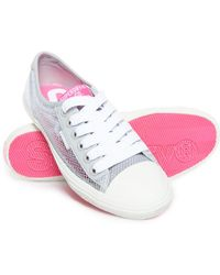 Superdry - Low Pro Mesh Trainers - Lyst
