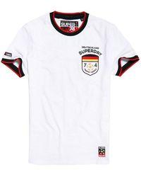 736a7bb36 adidas 2018-19 Germany Home Training Shirt (muller 13) Men s T Shirt ...
