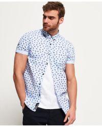 Superdry - Shoreditch Button Down Shirt - Lyst
