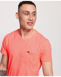Superdry - Whistler Geo T-shirt - Lyst