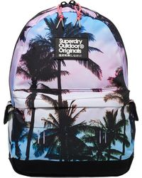 Superdry - Miami Photo Montana Rucksack - Lyst