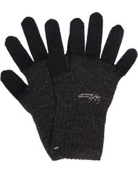 Yohji Yamamoto - Wool Gloves - Lyst