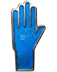 Raf Simons - 'hand' Pin - Lyst