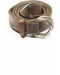Golden Goose Deluxe Brand - Leather Belt - Lyst