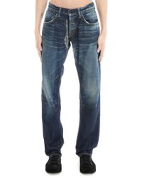 Mastercraft Union | Cotton Jeans | Lyst