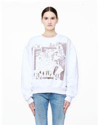 Enfants Riches Deprimes - 'bath House Orgy' Sweatshirt - Lyst