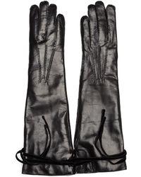 Ann Demeulemeester - Elbow-length Winter Gloves - Lyst