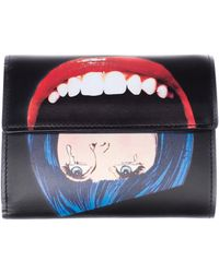 Undercover - Leather Wallet - Lyst