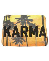 Spiritual Gangster - Karma Pouch - Lyst