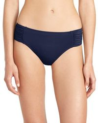 Tommy Bahama - Pearl High Waisted Side Shirred Bottom - Lyst