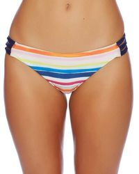 Splendid - Watercolor Horizon Knot Side Bottom - Lyst