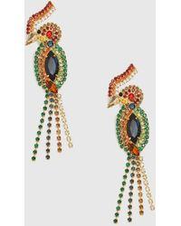 Roman - Bird Earring - Lyst