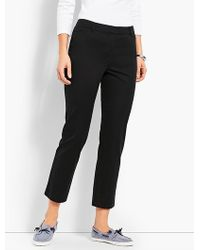 Talbots - The Perfect Crop - Lyst